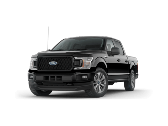 New 2018 Ford F-150 XL Truck for sale at your Charlottesville VA used Ford authority